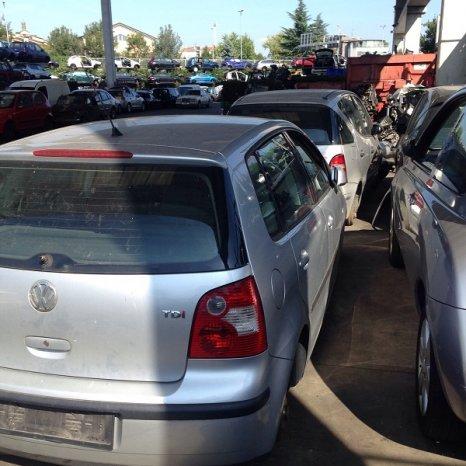 Dezmembrez Volkswagen Polo 9N 1.4 tdi AMF