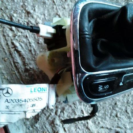 Timonerie Mercedes C Class