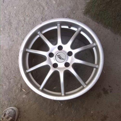 Vand jante 5x112 17 inch Audi Mercedes