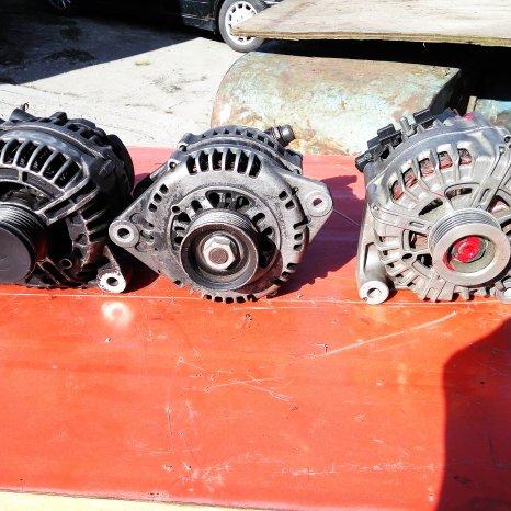 Vand alternatoare BMW, VW, Opel, Audi, Renault, Fiat etc.