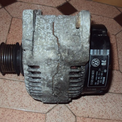 alternator bosch pt vw polo ,golf an 1996 motor 1000