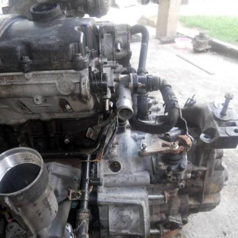Vand motor diesel Volskwagen Sharan, an 2003