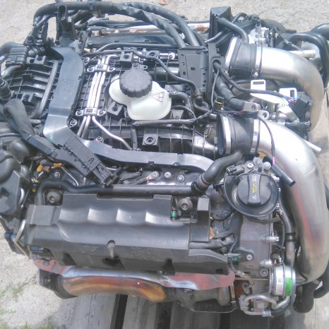 MOTOR COMPLET 278.929 MERCEDES S500 W222 455PS - 7Tkm