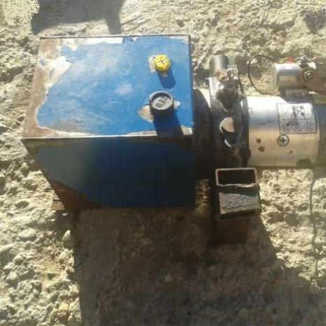 Pompa de basculare 12v