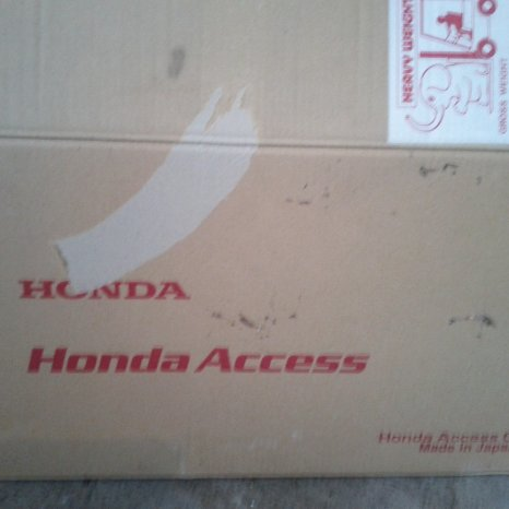 Suspensie Honda ACCORD