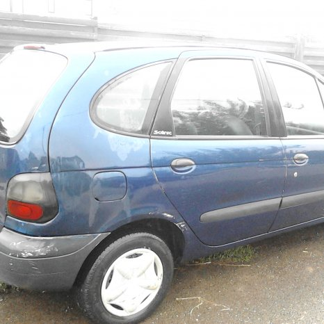 punte spate renault scenic an 1998