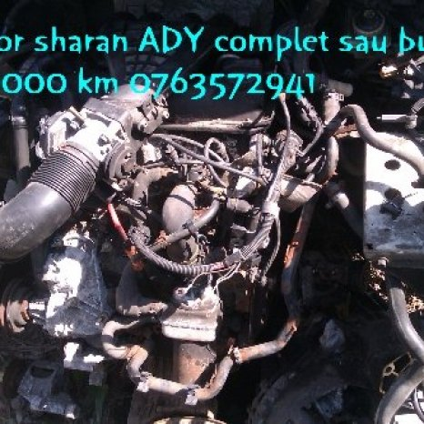 Vand motor benzina 2000 tip ADY si cutie viteza pentru vw sharan