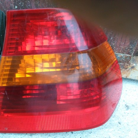 Stop BMW E46 original
