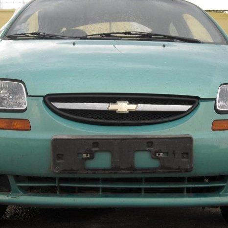 Dezmembrez Chevrolet Kalos cutie de viteze