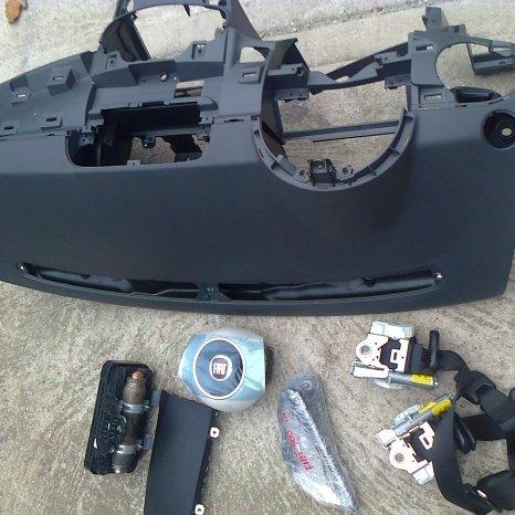 kit de airbag Fiat 500