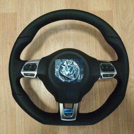 Volan VW GOLF 6 GTI/GTD/R-LINE/GLI ,NOU 100% ORIGINAL !