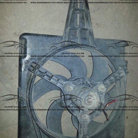 Electro-Ventilator Fiat Brava Bravo Marea