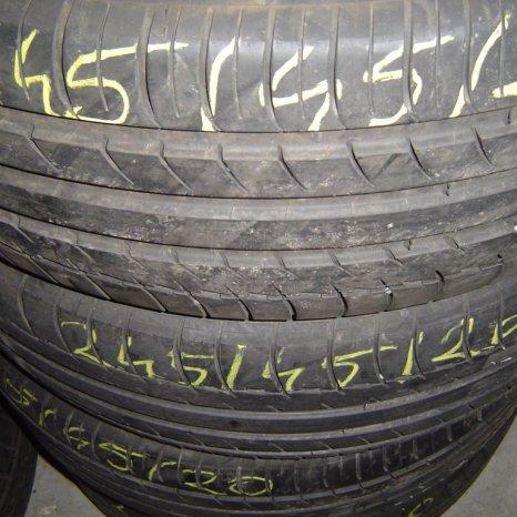 Cauciucuri de vara 245/45/20 - Michelin