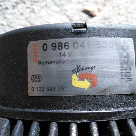 Alternator Mercedes Sprinter