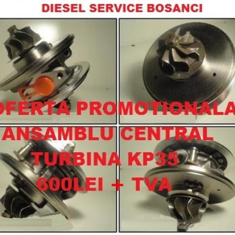 Ansamblu central pentru turbo 3K-1.4HDI KP35  OE 5435999880021