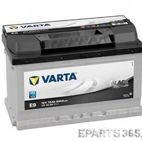 Acumulator Varta Black Dynamic 70Ah EN 640A