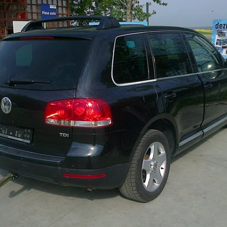 Dezmembrez Volkswagen 7L/Touareg, an 2006