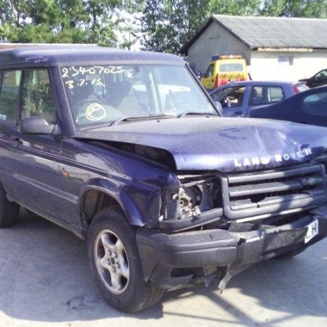 Dezmembrez Land Rover Discovery, an 2001