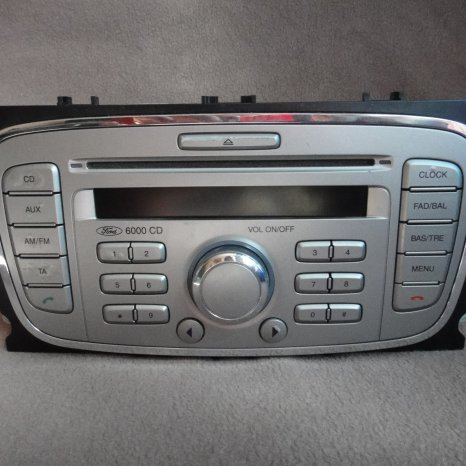 Cd player ford 6000cd