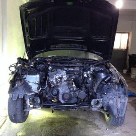 Motor bmw e46 318i 143cp