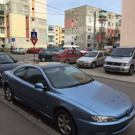 Aripa stanga/dreapta Peugeot 406 Coupe
