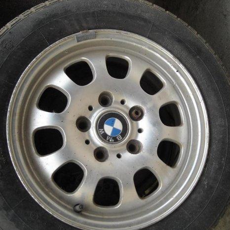Vand jante BMW 316, 318, 320