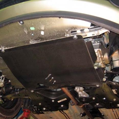 Scut motor din otel Opel Corsa D