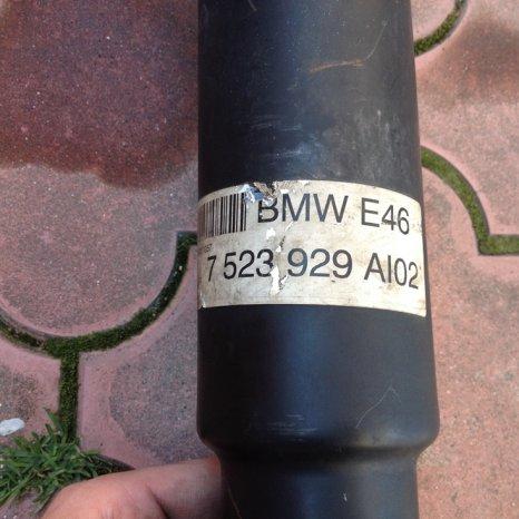 Cardan BMW E46 320d 150cp,in stare impecabila