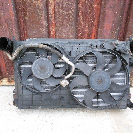 Electroventilator si radiator apa VW Passat B5
