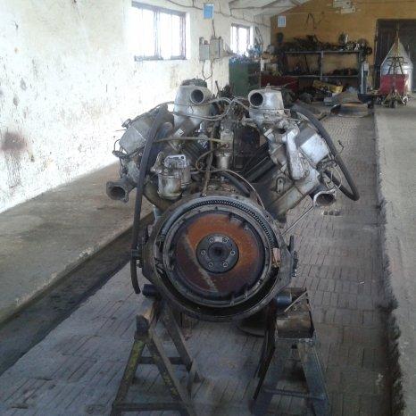 VAND Motor Stalowa Wola L34 NOU VOLA, MOTOR D120 V8