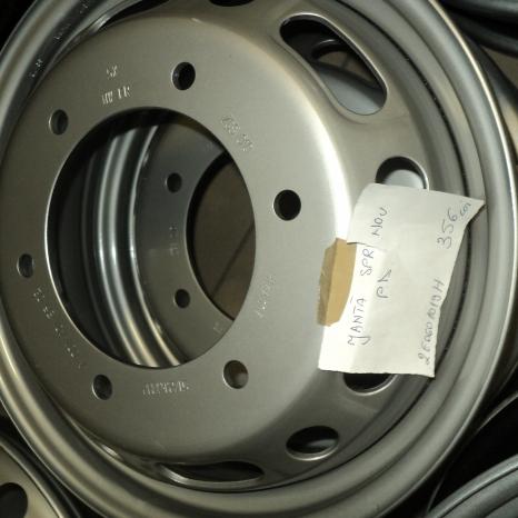 Jante noi Mercedes Sprinter si VW LT/Crafter