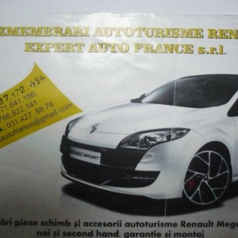Van volan piele Renault Megane 3 , Fluence