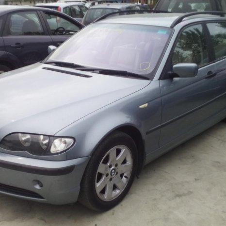 Dezmembrez BMW 318I, an 2002, tip motor N42B20, 2 ccm benzina