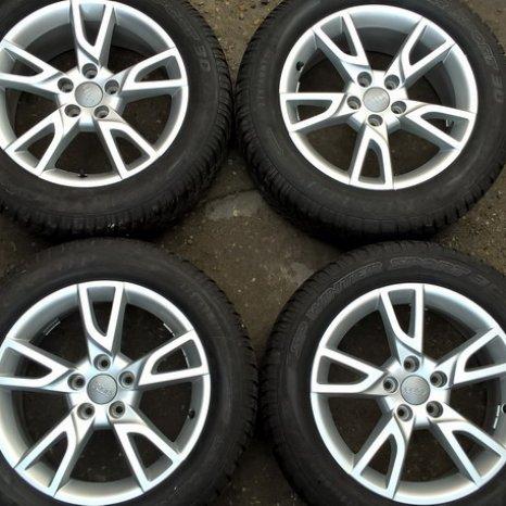 Jante AUDI Q2, Q3, VW Scirocco,Eos,Jetta, Seat Alhambra-17-5x112