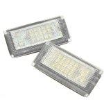 Lampi placuta de inmatriculare MINI R50 R52 R53