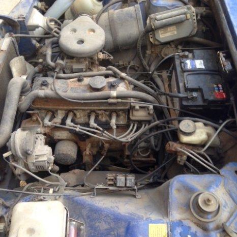 Dezmembrez Dacia 1310 berlina si break an 2002 functionala