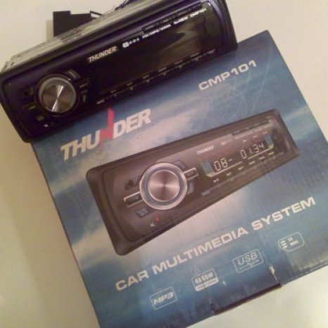 Radio Mp3 PLAYER THUNDER