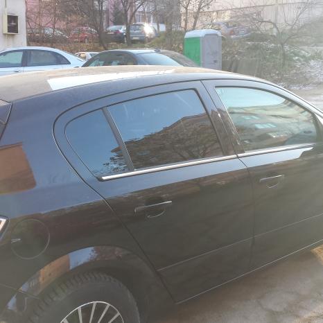 Perdele solare pentru geamuri Opel Astra H hatchback 5 usi