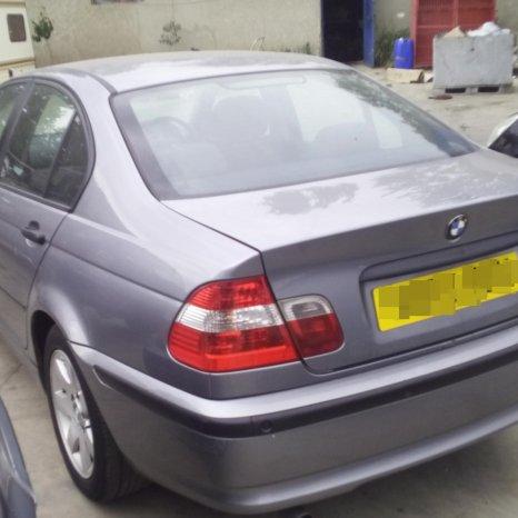 Dezmembrez BMW 316, an 2003, tip motor N42B18, 1796 ccm