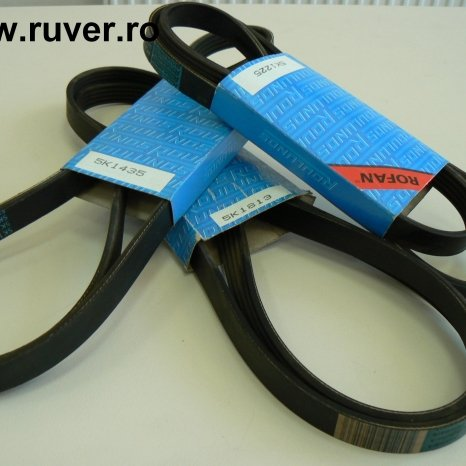 Curele auto trapezoidale transmisie RO-FAN 3A0850La ROULUNDS DANE