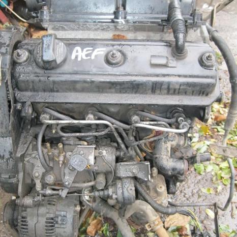 Vand motor Skoda Felicia 1.9 diesel