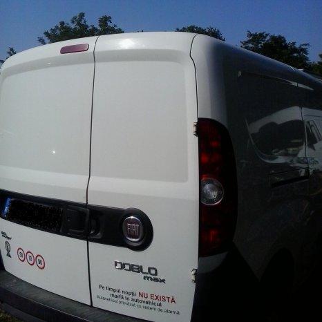 Dezmembrez Fiat DOBLO 1,3 MTJ, 2011 BUFTEA
