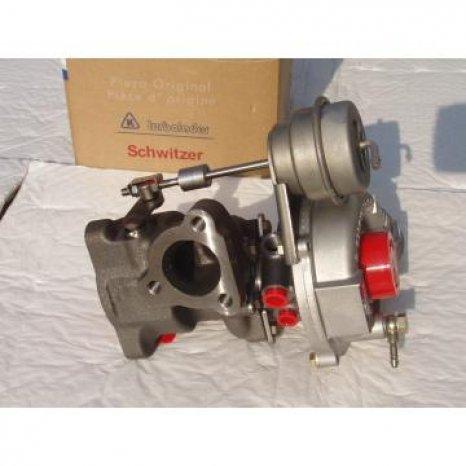 vand turbina de la Audi A6