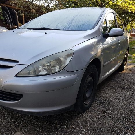 Dezmembrez Peugeot 307, 2.0 hdi, RHY, 90 CP, 2003, caroserie