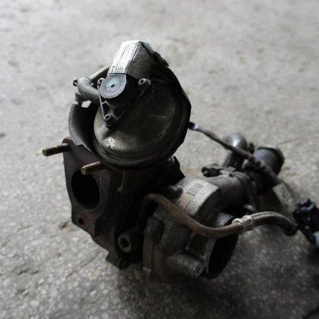 Vand turbosuflanta peugeot 407 din 2005