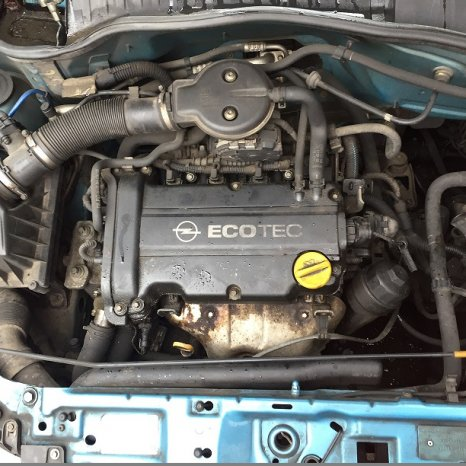 Motor Opel Corsa C cod: Z12XE
