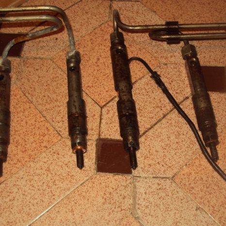 set injectoare gama renault 1900 dti