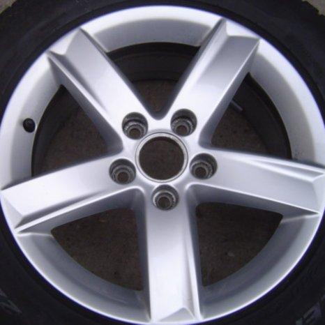 Jenti originale pe R16-5x112 AUDI, Skoda, VW, Mercedes-Benz, Seat