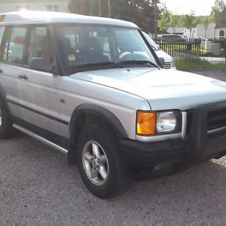Piese  Land Rover  Discovery 2 td5(motor, cutie, pomp