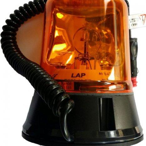 PROMOTIE!lampa avertizare,girofar galben halogen